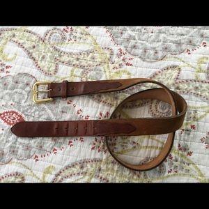 NoCona Leather belt size 40